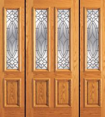 Amish Custom Exterior Doors