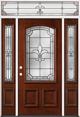 Amish Custom Doors Mahogany Exterior Doors Columbus Ohio Entrys