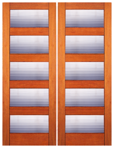 Bamboo Doors HD 106 & AMISH CUSTOM DOORS MAHOGANY EXTERIOR DOORS COLUMBUS OHIO ENTRYS ...
