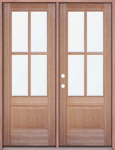 HD # 1034 AMISH CUSTOM DOORS ( MAHOGANY ) PITTSBURGH PA ... & AMISH CUSTOM DOORS ( AMERICANA STYLE ) COLUMBUS OHIO - Amish Custom ...