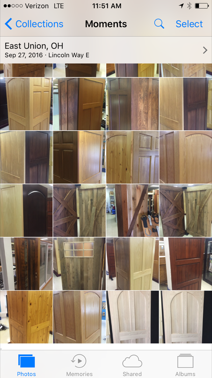 Genial NOW OPEN In CHARLESTON SC AMISH CUSTOM INTERIOR DOORS / SHOWROOM PICTURE / INTERIOR  DOORS MILLED TO CUSTOMERS SPECIFICATIONS / See Over 5,000 Pictures On ...