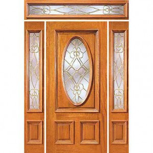 Oak  sc 1 st  Amish Custom Doors & Oak Doors - Amish Custom Doors