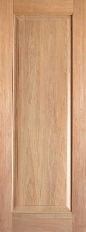 101 amish custom doors one panel mahogany white oak red oak poplar interior doors 6 ft 8 in or 8 ft custom doors built to customers - Rustic Wood Interior Doors