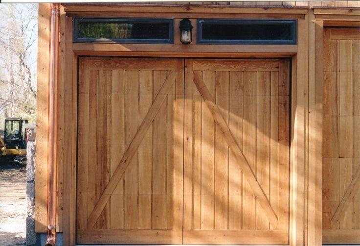 Sliding interior barn garage doors exterior amish for Amish garage builders cleveland ohio