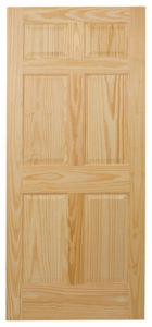 CLEAR PINE SOLID WOOD INTERIOR DOORS PREHUNG Or SLABS