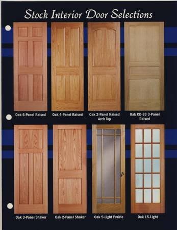 Fire Rated Doors Commercial Residential Amish Custom Doors