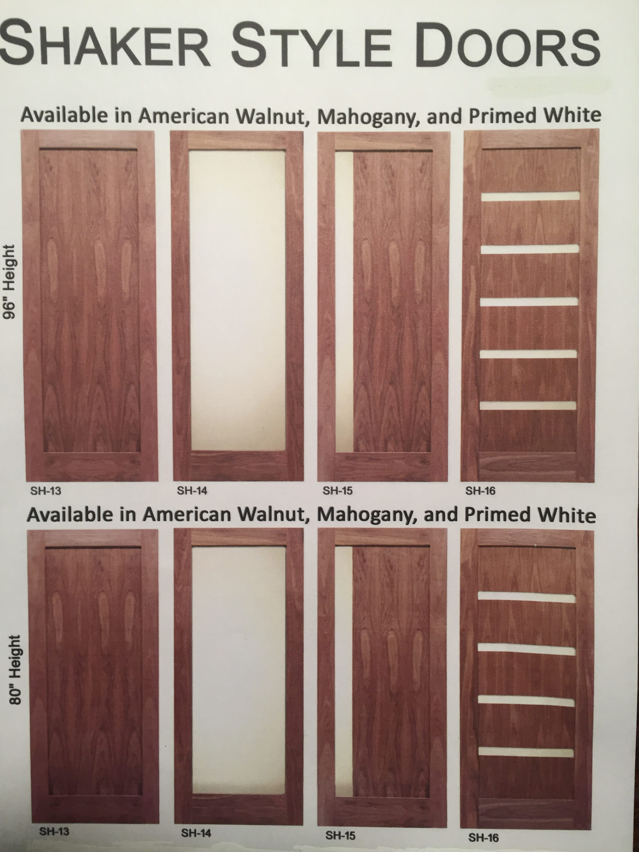 commercial office & hotel doors - amish custom doors