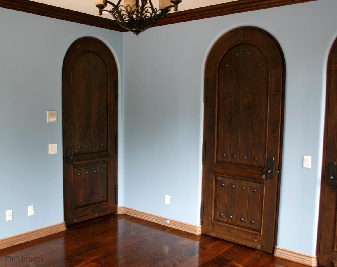 AMISH CUSTOM INTERIOR DOORS / RADIUS DOORS BUILT TO CUSTOMERS  SPECIFICATIONS / PREHUNG HALF ROUND INTERIOR DOORS / SEND A PICTURE ,  Drawings U0026 Dimension Of ...