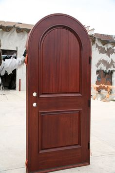 AMISH CUSTOM INTERIOR DOORS / RADIUS DOORS BUILT TO CUSTOMERS SPECIFICATIONS / PREHUNG HALF ROUND INTERIOR DOORS / SEND a PICTURE  drawings \u0026 dimension of ... & CUSTOM ARCHED INTERIOR DOORS and CUSTOM ROUND TOP INTERIOR DOORS ...