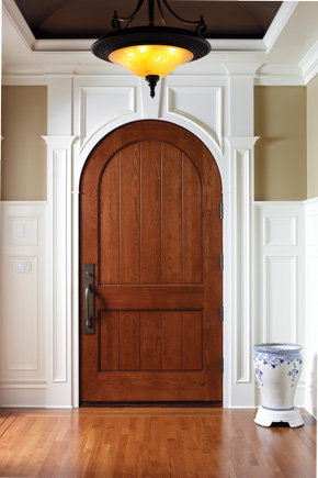 Custom Arched Amp Round Top Doors Amish Custom Doors