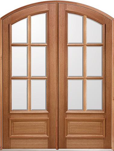 Custom Arched Amp Round Top Doors Amish Custom Doors