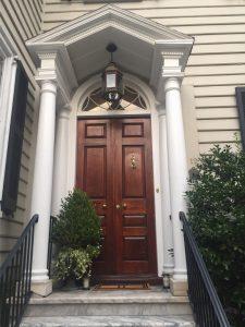 Historic Antique Doors