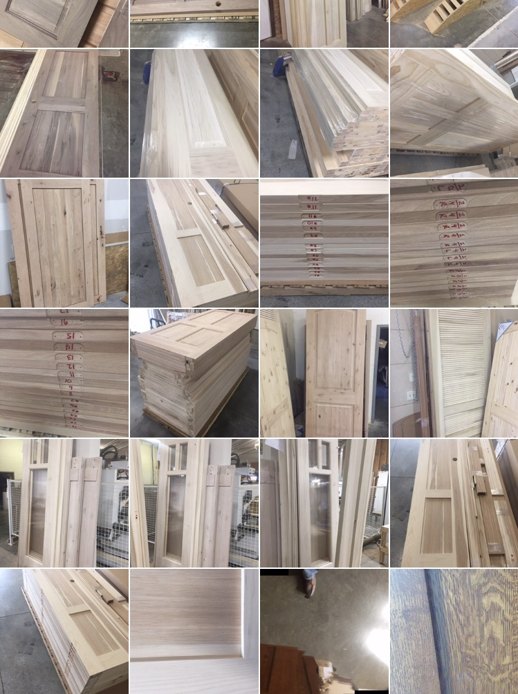 Amish Custom Doors Completed Jobs Shop Pictures Custom