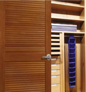 Louvered doors amish custom doors custom louvered interior prehung walnut doors full louvered walnut stain grade planetlyrics Image collections