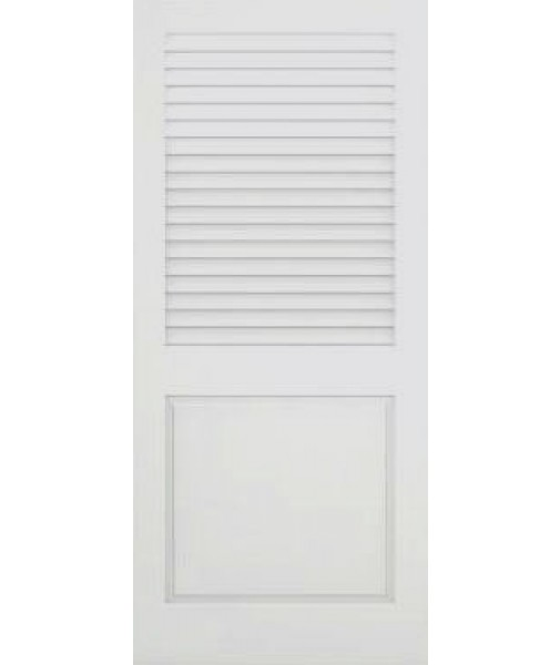 Shop pictures amish custom doors for Prehung louvered interior doors