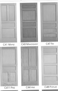 YOU DRAW IT WE SAW / CUSTOM INTERIOR DOORS / AMISH CUSTOM DOORS TRUSTILE  CLEARANCE DOORS And TRUSTILE SECONDS