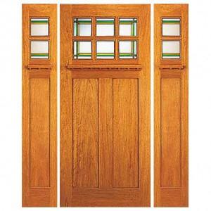 CRAFTSMAN INTERIOR MDF DOORS - Amish Custom Doors