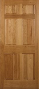 Interior doors in stock prehung or slabs amish custom doors for Prehung hickory interior doors
