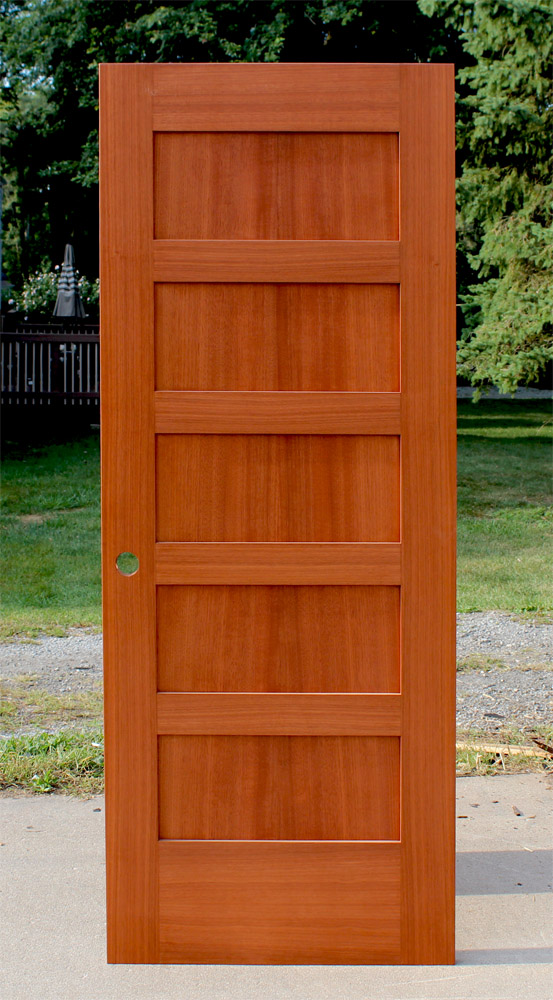 Amish Custom Doors