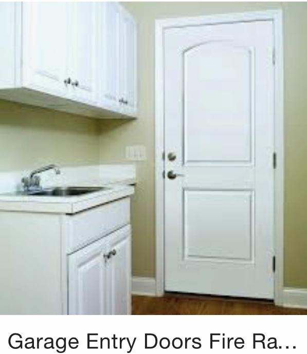 Custom Fire Rated Doors - Amish Custom Doors