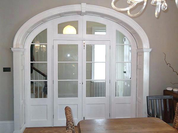 Arched Exterior Doors Amp Arched Interior Doors Amish